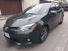 Toyota Corolla full full sunroof botón star GNV instalado hace un mes