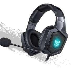 Audifonos Oni K8 negro Nuevo