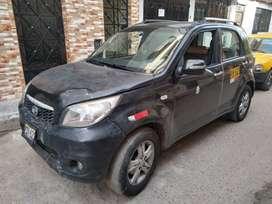Vendo Daihatsu negro 2013