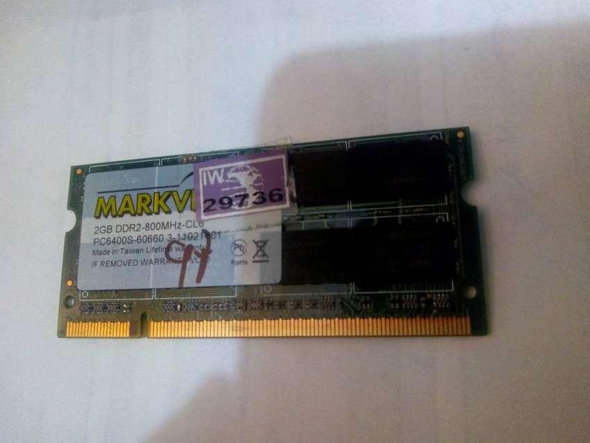 MEMORIA RAM DDR2 MARCA Memoria RAM PARA PORTATIL MARCA MARKVISION