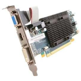 Tarjeta de vídeo ATi Radeon HD 5450 1GB GDDR3 PCI-e
