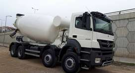 2016 Mercedes Benz AXCOR 4140