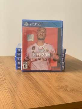 FIFA 20 nueva sellada