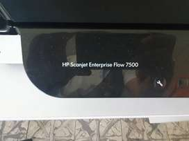 escaner HP Scanjet Enterprise Florida 7500