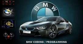 Servicio de coding a vehículos BMW (Series F y G)