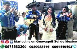 Mariachi Sol de Mexico Guayaquil Ecuador la mejor serenata