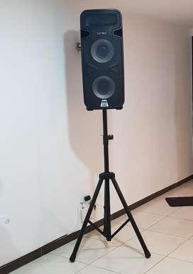 Alquiler Parlante Profesional-micrófono