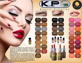 KP PMU Pigmento Micropigmentacion Y Microblading