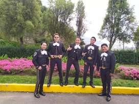 Serenata con mariachis en Quito norte carcelen