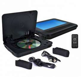 """RCA DRC69705E22 7"""" Dual Screen Mobile DVD System"""