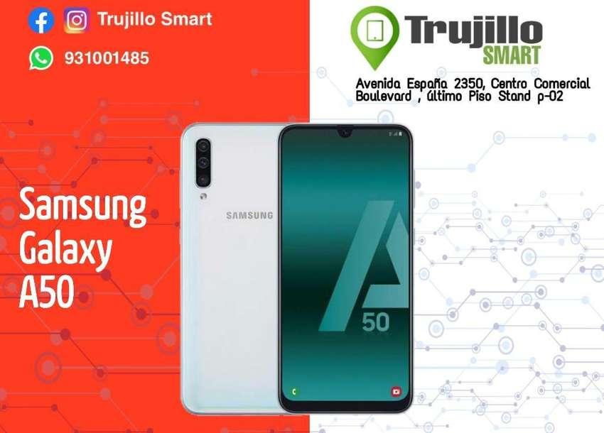 Samsung Galaxy A50 , Caja Sellada 64 Gb 0