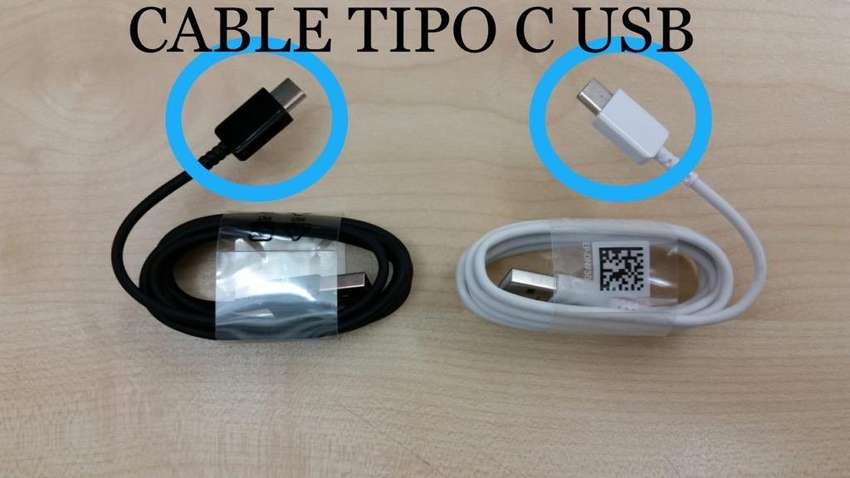 Cable Samsung Original Tipo C Usb 1.2Mts