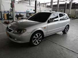 Vendo hermoso mazda Allegro 2007 motor 1.6, o cambio por mazda 3 2008 motor 2.0 mecánico.
