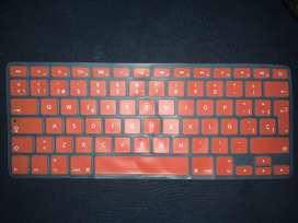 Protector teclado MacBook Pro/Air/iMac Español