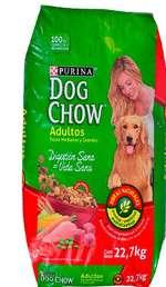 Dog Chow Adultos razas medianas y grandes 22.7 kilos