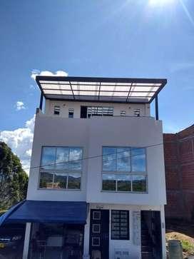 Casa de 2do y 3er piso para estrenar