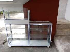 Vitrina caja