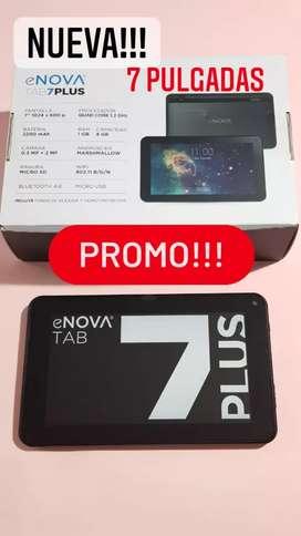 Tablet marca ENOVA NUEVA! Promo!!! 7 pulgadas