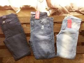Jeans Dama Nuevos