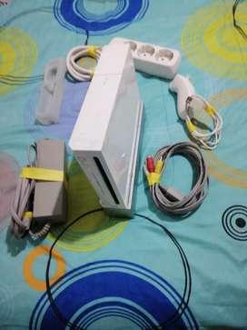 Nintendo wii sin control