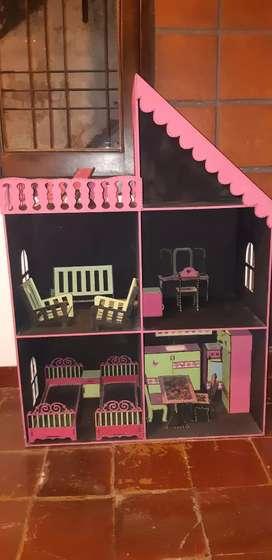 Casa de Muñecas (Usada)