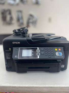 Impresora Multifunción Epson Workforce WF-3620