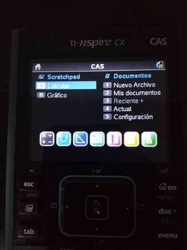 CALCULADORA TEXAS INSTRUMENTS, TI nspire cx