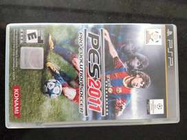 PES 2011 para PSP