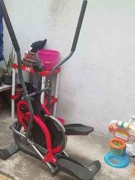 Ejercitador double action vendo o cambio con bicicleta
