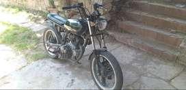 Appia 150cc estilo cafe racer