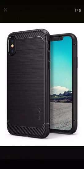 Iphone X funda protector Ringke original anti impacto