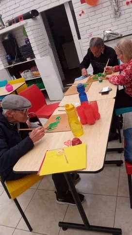 Hogar geriátrico para atención del adulto con o sin discapacidad