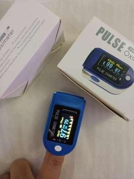 Oximetros de pulso digital nuevo sin baterias.