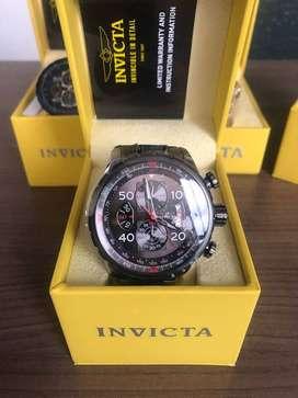 Relojes Invicta Aviator (nuevos - Originales) No Replicas