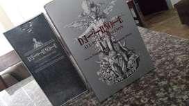 Manga Completo Death Note Original