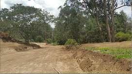 Tumbaco. Junto a La Ruta Viva. Terrenos Lotizados en Venta