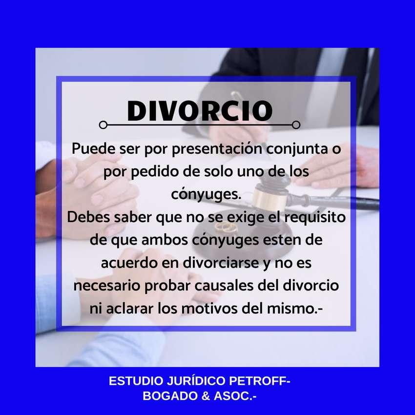 DIVORCIOS - ESTUDIO JURÍDICO 0