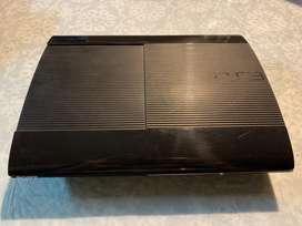 PlayStation 3 Super Slim 250GB usada en perfecto estado