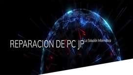 REPARACIÓN DE PC JP