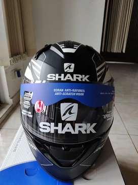 Casco Shark Ridill Tika Talla L