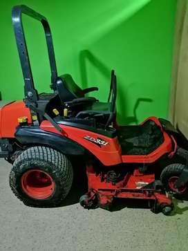 Tractor jardinero zd 331