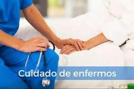 Soy enfermera matriculada