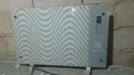 Calefactor Vitroconvector Electrolux
