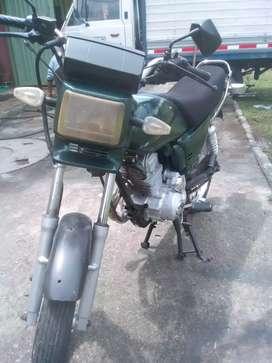 Moto Jialing 125 Vempermuto