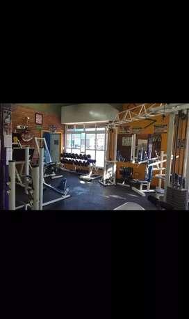 Maquinas De Gym