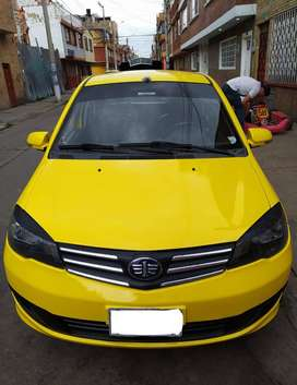 Taxi Marca Faw modelo 2017 UNICO DUEÑO