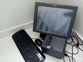 Caja registradora táctil