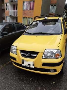 Taxi Hyundai de la Empresa Tax Individual