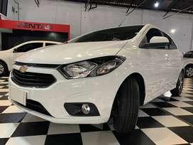 Chevrolet Onix 1.6 Ltz GNC 2017 Blanco