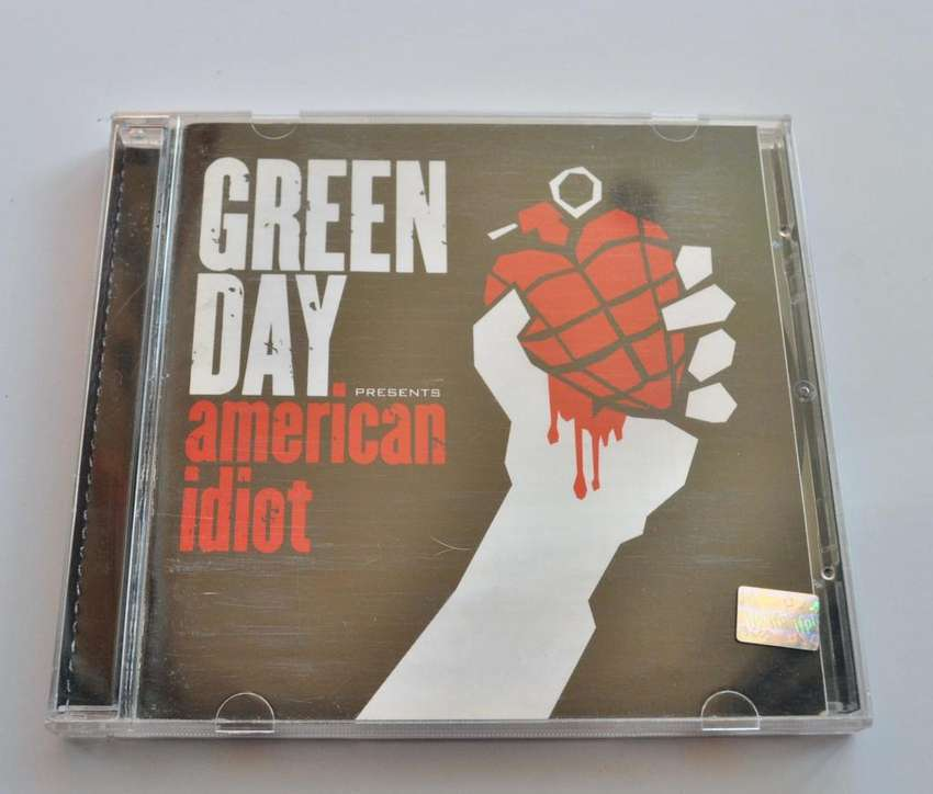 GREEN DAY American Idiot 0